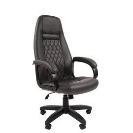 Компьютерное кресло для руководителя Chairman 950LT Серый, Цвет товара: Серый