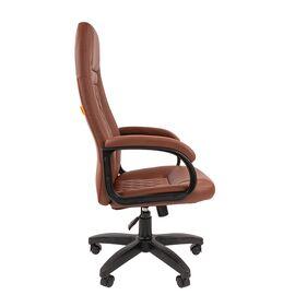 Компьютерное кресло для руководителя Chairman 950LT Коричневый, Цвет товара: Коричневый, изображение 3