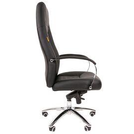Компьютерное кресло для руководителя Chairman 950 Чёрный, изображение 3