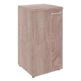 Шкаф для документов узкий низкий Wave Skyland WLC 42.1(L) Дуб Сонома 432х432х814, Цвет товара: Дуб Сонома