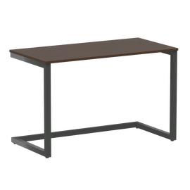 Стол приставной рабочий для ноутбука Home Office Riva VR.SP-2-118  Венге / Антрацит мет. 1180х600х750, Цвет товара: Венге / Антрацит мет.