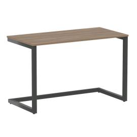 Стол приставной рабочий для ноутбука Home Office Riva VR.SP-2-118 Дуб Аризона / Антрацит мет. 1180х600х750, Цвет товара: Дуб Аризона / Антрацит мет