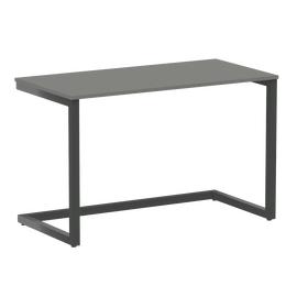 Стол приставной рабочий для ноутбука Home Office Riva VR.SP-2-118  Металлик / Антрацит мет. 1180х600х750, Цвет товара: Металлик / Антрацит мет.