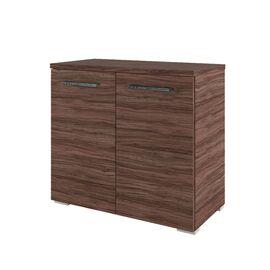 Шкаф для документов низкий широкий закрытый FOT30440201 790x400x720 Олива, Цвет товара: Олива