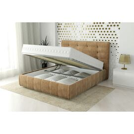 Полутороспальная кровать Крит Rivalli 155х226х126, изображение 2