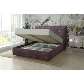 Двуспальная кровать Лабур Rivalli 206х226х108,5, изображение 2