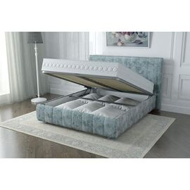 Кровать двуспальная Савойя Rivalli 215х226х126, изображение 2