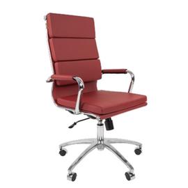 Компьютерное кресло для руководителя Chairman 750 Бордо, Цвет товара: Бордо