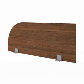Экран боковой ЛДСП для стола Trend TRD29681303 Орех 880x16x350, Цвет товара: Орех