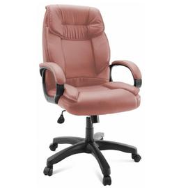 Компьютерное кресло для руководителя Dikline CL47 Паприка