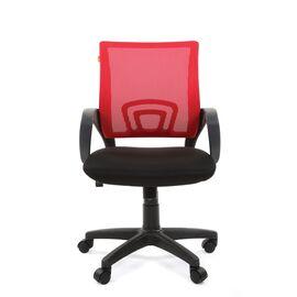 Компьютерное кресло Chairman CH 696 TW красный, Цвет товара: Красный, изображение 4