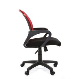 Компьютерное кресло Chairman CH 696 TW красный, Цвет товара: Красный, изображение 5