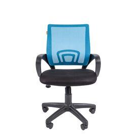 Компьютерное кресло Chairman CH 696 TW голубой, Цвет товара: Голубой, изображение 4
