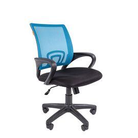 Компьютерное кресло Chairman CH 696 TW голубой, Цвет товара: Голубой