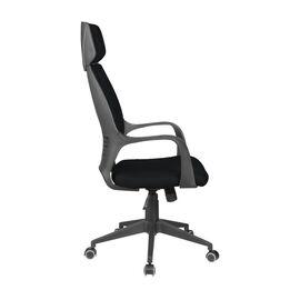 Компьютерное кресло Riva Chair 7272 Черная ткань, изображение 3
