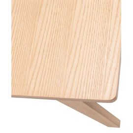 """Стол """"Сканди"""" (Натуральное дерево/серый ясень) Red Black, изображение 4"""