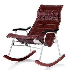 Кресло-качалка Белтех (Коричневый) Red Black