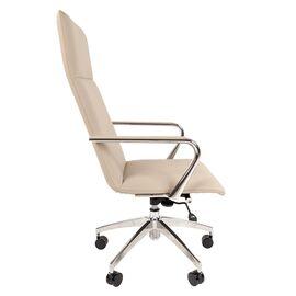 Компьютерное кресло для руководителя Chairman 980 бежевый, Цвет товара: Бежевый, изображение 3