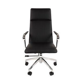 Компьютерное кресло для руководителя Chairman 980 черный, Цвет товара: Чёрный, изображение 2