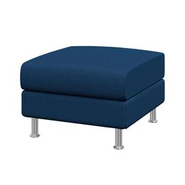 Пуф Домино MVK Dm-P1 Sweet Blue 660х660х460