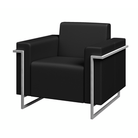 Кресло Дакар MVK Dk1 Domus black 920х780х780