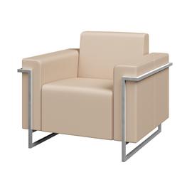 Кресло Дакар MVK Dk1 Domus ecru 920х780х780