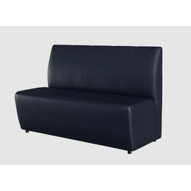 Диван трехместный Беллис MVK Bellis3 Экокожа Domus navy 1500х700х960, Цвет для фильтра мебель: Синий, Цвет товара: Domus navy (экокожа 2 кат.)