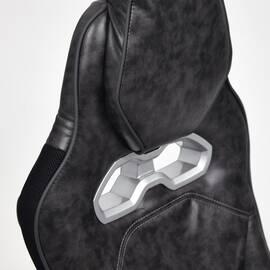 Кресло компьютерное «Arena» серый/черный TetChair, Цвет товара: Серый, изображение 7