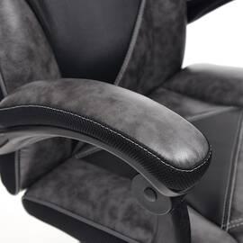 Кресло компьютерное «Arena» серый/черный TetChair, Цвет товара: Серый, изображение 9