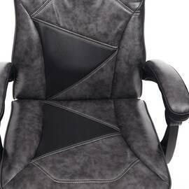 Кресло компьютерное «Arena» серый/черный TetChair, Цвет товара: Серый, изображение 10