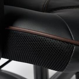 Кресло компьютерное «Arena» черный TetChair, Цвет товара: Черный, изображение 8