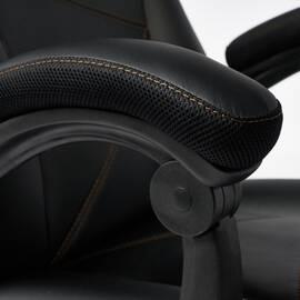 Кресло компьютерное «Arena» черный TetChair, Цвет товара: Черный, изображение 9
