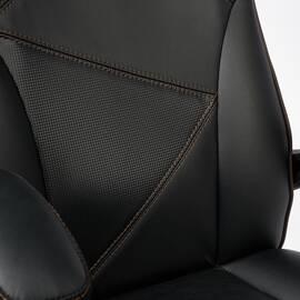 Кресло компьютерное «Arena» черный TetChair, Цвет товара: Черный, изображение 10