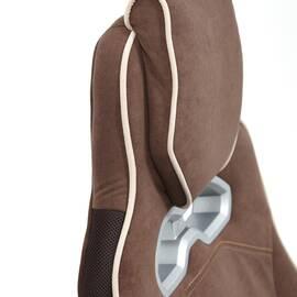 Кресло компьютерное «Arena» флок коричневый/бежевый 6/7 TetChair, Цвет товара: Коричневый, изображение 7