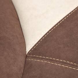 Кресло компьютерное «Arena» флок коричневый/бежевый 6/7 TetChair, Цвет товара: Коричневый, изображение 19