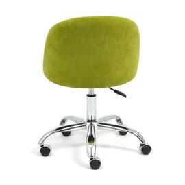 Компьютерное кресло Melody флок олива 23 TetChair, Цвет товара: оливковый, изображение 5