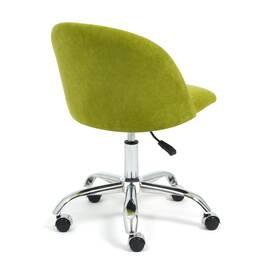 Компьютерное кресло Melody флок олива 23 TetChair, Цвет товара: оливковый, изображение 4