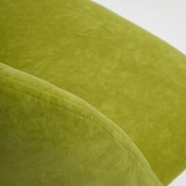 Компьютерное кресло Melody флок олива 23 TetChair, Цвет товара: оливковый, изображение 7