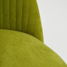 Компьютерное кресло Melody флок олива 23 TetChair, Цвет товара: оливковый, изображение 6