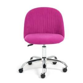 Компьютерное кресло Melody флок фиолетовый 138 TetChair, Цвет товара: Фиолетовый, изображение 3