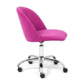 Компьютерное кресло Melody флок фиолетовый 138 TetChair, Цвет товара: Фиолетовый, изображение 2