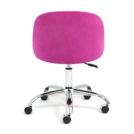 Компьютерное кресло Melody флок фиолетовый 138 TetChair, Цвет товара: Фиолетовый, изображение 5