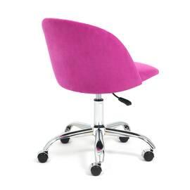 Компьютерное кресло Melody флок фиолетовый 138 TetChair, Цвет товара: Фиолетовый, изображение 4