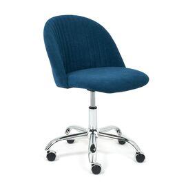 Компьютерное кресло Melody флок синий 32 TetChair, Цвет товара: Синий