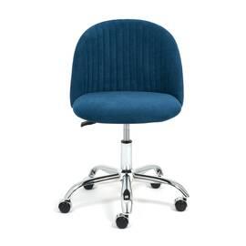 Компьютерное кресло Melody флок синий 32 TetChair, Цвет товара: Синий, изображение 3