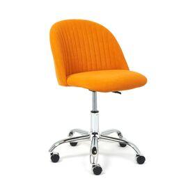 Компьютерное кресло Melody флок оранжевый 18 TetChair, Цвет товара: Оранжевый