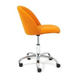 Компьютерное кресло Melody флок оранжевый 18 TetChair, Цвет товара: Оранжевый, изображение 2