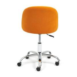 Компьютерное кресло Melody флок оранжевый 18 TetChair, Цвет товара: Оранжевый, изображение 5