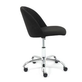 Компьютерное кресло Melody флок черный 35 TetChair, Цвет товара: Черный, изображение 3