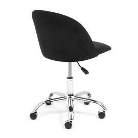 Компьютерное кресло Melody флок черный 35 TetChair, Цвет товара: Черный, изображение 4